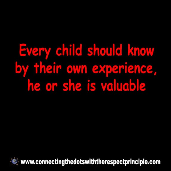 CTDWTRP Quote Block Black Every child should know