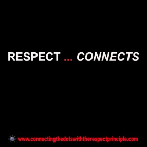 CTDWTRP Quote Block Black Respect ... Connects