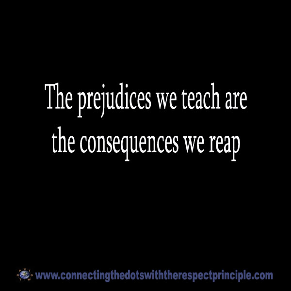 ctdwtrp quote block black the prejudices we teach