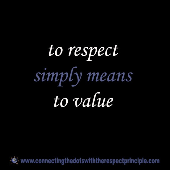 ctdwtrp quote block black to respect simply means to value